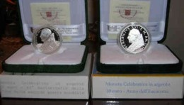 VATICANO 2005 COPPIA 5€+10€ - Vatikan