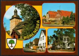 C8090 - TOP Hohenebra - Verlag Bild Und Heimat Reichenbach - Alemania