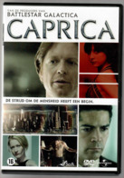 DVD Series Caprica - DVD
