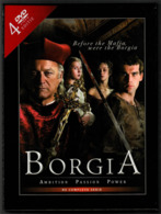 DVD Series Borgia (+ Extras) Series 1 - DVD