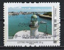 Collector France : Les Pays De La Loire 2011 : Port De Saint-Gilles-Croix-de-Vie - France