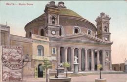 CPA Malte / Malta - Musta Dome  -  1911 - Malte