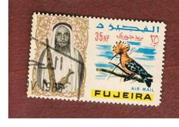 FUJEIRA -  SG 41 -  1965   BIRDS: UPUPA EPOPS     - USED ° - Fujeira