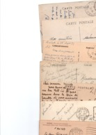 TIMBRE TYPE PAIX....40c LILAS.....VOIR DETAIL...LOT DE 48 SUR CPA.....VOIR SCAN......LOT 61 - 1932-39 Paix