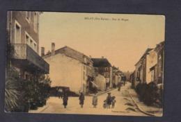 Melay (52) Rue De Moges ( Animée  Ed. Thomas Janny) - Autres Communes