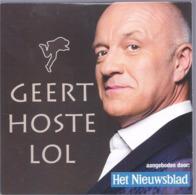 DVD Geert Hoste LOL - DVD