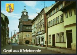C8109 - TOP Bleicherode - Verlag Bild Und Heimat Reichenbach - Bleicherode