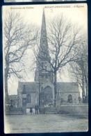 Cpa Du 22 Bulat Pestivien    L' église  ----------  Entre Callac Et Guingamp  LZ130 - Callac