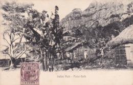 CPA Maurice / Mauritius - Indian Huts - Pieter Both -  1906 - Mauricio