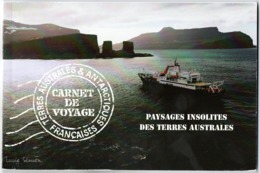 TAAF - Carnet De Voyage 2007 - Paysages Insolites - Neuf Luxe - Complet - Terres Australes Et Antarctiques Françaises (TAAF)