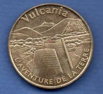 Vulcania  2012 - Monnaie De Paris