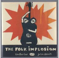 CD The Folk Implosion 50/50 - Música & Instrumentos