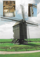 51 Valmy Le Moulin (2 Scans) - France