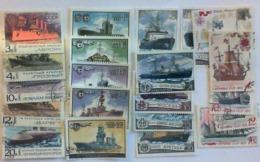 USSR 1970-1982 Icebrekers Used - 1923-1991 USSR