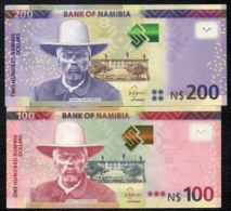 NAMIBIE 100+200 - Namibia