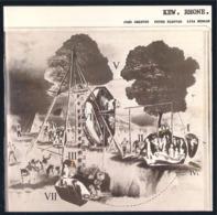 CD Peter Blegvad John Greaves Lisa Herman Kew.Rhone - Música & Instrumentos