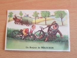 MOUSCRON Un Bonjour De Mouscron - Autres