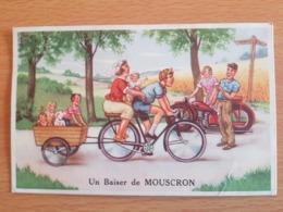 MOUSCRON Un Baiser De Mouscron - Autres