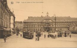 CPA - Belgique - Liege - Palais De Justice - Liege