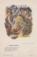 Publicité - Recettes Alcool - Pirates Danse Cabaret Montmartre - Prison - Prostitution - Santé - Lot De 6 Chromos - Werbung