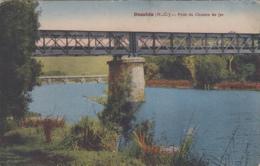 France - Nouvelle-Calédonie - Dumbéa - Pont Du Chemin De Fer - Nouvelle Calédonie