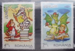 Rumänien    Kinderbücher  Cept    Europa  2010  ** - Europa-CEPT