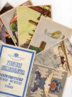 SERIE DI 6 Cartoline - PIONIERI DELL' AERONAUTICA - 1° SERIE - NON VIAGGIATE - 1919-1938: Between Wars