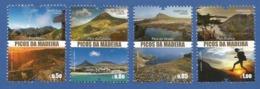 Portugal / Madeira  2017 ,  Picos Da Madeira - Postfrisch / MNH / (**) - Unused Stamps