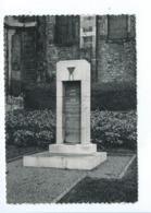 Amay Monument De La Résistance ( Grand Format ) - Amay