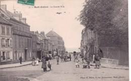 80 - Ault Onival ( Somme ) La Grande Rue - Ault