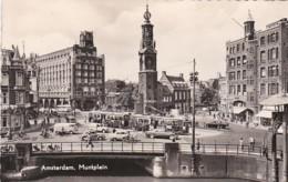 2822114Amsterdam, Muntplein (zie Achterkant) - Amsterdam