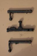 Lot De 3 Culasses De Fouille Don't Springfield Et Lebel - 1914-18