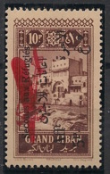 Grand Liban - 1926 - Poste Aérienne PA N°Yv. 20 (Mau 16a) - Variété C Barré - Neuf Luxe ** / MNH / Postfrisch - Gross-Libanon (1924-1945)