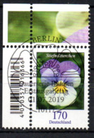 """Deutschland Mi. 3473 """"Freimarke Blumen: Stiefmütterchen"""" ESST-gestempelt - [7] República Federal"""