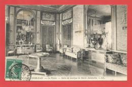 """C.P.A.  (77)  """" FONTAINEBLEAU  """"  Le Palais - Salon De Musique De Marie Antoinette    Voir 2 Photos - Fontainebleau"""