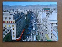 Griekenland - Greece / Athens, University Avenue  --> Unwritten - Grecia