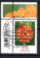 """Deutschland Mi. 3475 """"Freimarke Blumen: Habichtskraut"""" ESST-gestempelt - [7] República Federal"""