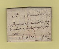 Florac - 46 - Lozere - Poststempel (Briefe)