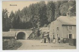 BUSSANG - Tunnel, Côté Alsacien - Bussang