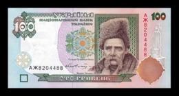 Ucrania Ukraine 100 Hryven 1996 Pick 114a Sign 1 SC UNC - Ucrania