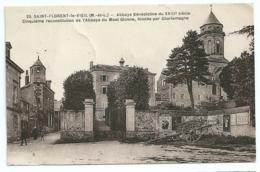 49 - Saint-Florent-le-Vieil - Abbaye Bénédictine Du XVIIIè Siècle - Cinquième Reconstitution De L'abbaye Du Mont Glonne - France