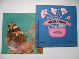 45 Rpm Polish Flexi Card / ABBA Bobbys Brother  / Im Just A Girl   / Very Rare - Formati Speciali