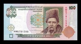 Ucrania Ukraine 100 Hryven 1996 Pick 114b Sign 2 SC UNC - Ucrania
