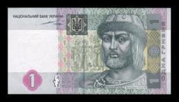 Ucrania Ukraine 1 Hriven Prince St. Vladimir 2004 Pick 116a SC UNC - Ucraina