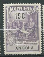 Angola  -  Yvert N° 227 * ( Légeres Rousseurs Sur La Gomme Au Dos -- Aab23823 - Angola
