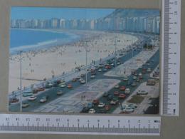 BRAZIL - VISTA PANORAMICA -  RIO DE JANEIRO -   2 SCANS    - (Nº31099) - Rio De Janeiro