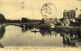 59 LAMBERSART VUE SUR LE GRAND CANAL / A 560 - Lambersart