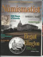 Magazine The Numismatist February 2009 - Engels
