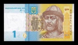 Ucrania Ukraine 1 Hryven 2006 Pick 116Aa SC UNC - Ucrania