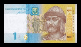 Ucrania Ukraine 1 Hriven Prince St. Vladimir 2014 Pick 116Ac SC UNC - Ucrania